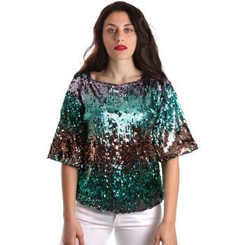 Odjeća Žene  Topovi i bluze Fracomina FR19SP525 Zelena