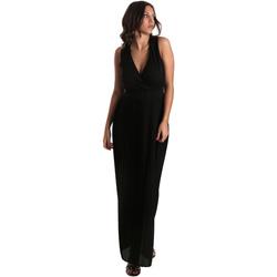 Odjeća Žene  Duge haljine Fracomina FR19SM673 Crno