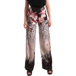 Odjeća Žene  Lagane hlače / Šalvare Fracomina FR19SM014 Crno