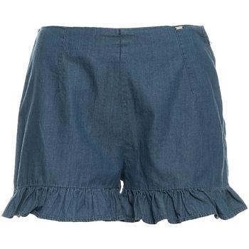 Odjeća Žene  Bermude i kratke hlače Fracomina FR19SM503 Plava
