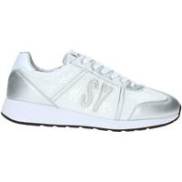 Obuća Žene  Niske tenisice Sweet Years S19-SSW636 Bijela