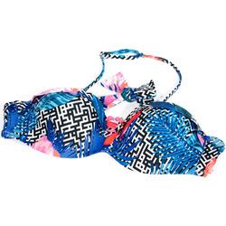 Odjeća Žene  Gornji/donji dijelovi kupaćeg kostima Ea7 Emporio Armani 912089 9P432 Plava