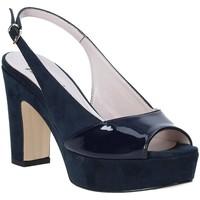 Obuća Žene  Sandale i polusandale Grace Shoes 679004 Plava