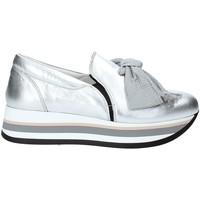 Obuća Žene  Slip-on cipele Triver Flight 232-09 Srebro