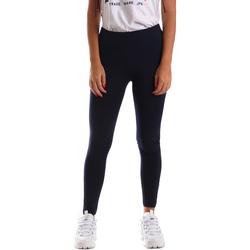Odjeća Žene  Tajice Key Up 5LI22 0001 Plava