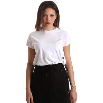 Odjeća Žene  Majice kratkih rukava Champion 111487 Bijela