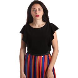 Odjeća Žene  Topovi i bluze NeroGiardini P962510D Crno
