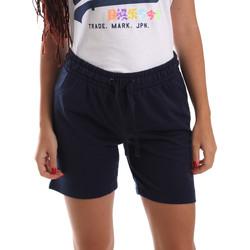 Odjeća Žene  Bermude i kratke hlače Key Up 5F59G 0001 Plava