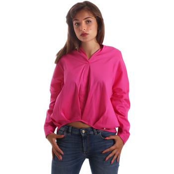 Odjeća Žene  Košulje i bluze Byblos Blu 2WR0004 TE0014 Ružičasta