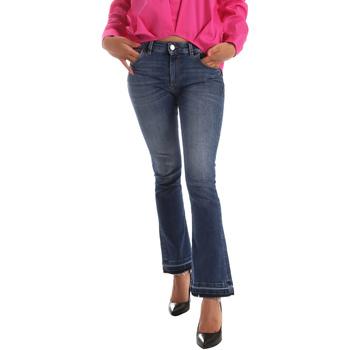Odjeća Žene  Bootcut traperice Byblos Blu 2WJ0012 TE0126 Plava