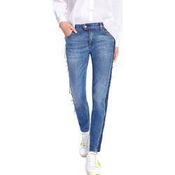 Odjeća Žene  Slim traperice Byblos Blu 2WJ0004 TE0135 Plava