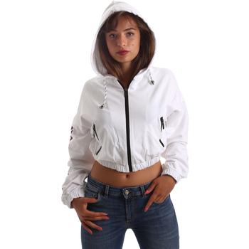 Odjeća Žene  Sportske majice Byblos Blu 2WF0005 TE0042 Bijela