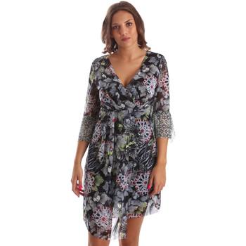 Odjeća Žene  Kratke haljine Smash S1984413 Crno