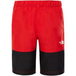Odjeća Djeca Kupaći kostimi / Kupaće gaće The North Face T93NNH Crvena