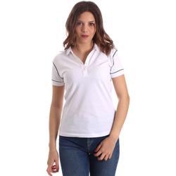 Odjeća Žene  Polo majice kratkih rukava La Martina NWP002 PK001 Bijela