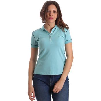Odjeća Žene  Polo majice kratkih rukava La Martina NWP002 PK001 Plava