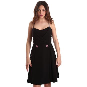 Odjeća Žene  Kratke haljine Gaudi 911FD15005 Crno