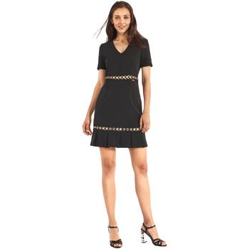Odjeća Žene  Kratke haljine Gaudi 911FD15006 Crno