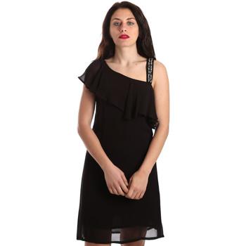 Odjeća Žene  Kratke haljine Gaudi 911FD15011 Crno
