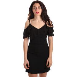Odjeća Žene  Kratke haljine Gaudi 911FD15049 Crno