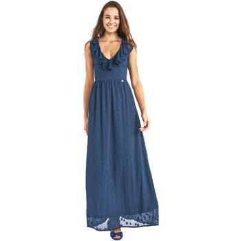 Odjeća Žene  Duge haljine Gaudi 911BD15007 Plava