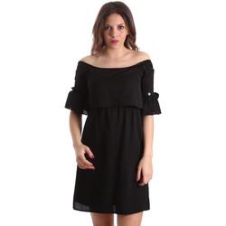 Odjeća Žene  Kratke haljine Gaudi 911BD15015 Crno