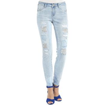 Odjeća Žene  Boyfriend traperice Gaudi 911BD26013 Plava