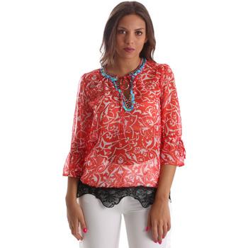 Odjeća Žene  Topovi i bluze Gaudi 911BD45013 Crvena