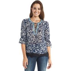 Odjeća Žene  Topovi i bluze Gaudi 911BD45013 Plava