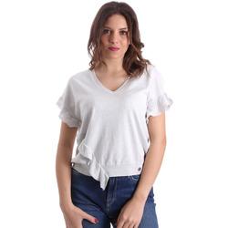 Odjeća Žene  Topovi i bluze Gaudi 911BD53010 Siva