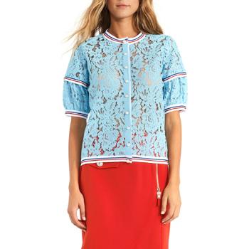 Odjeća Žene  Topovi i bluze Gaudi 911BD55001 Plava