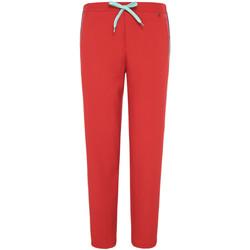 Odjeća Žene  Donji dio trenirke Pepe jeans PL211284 Crvena