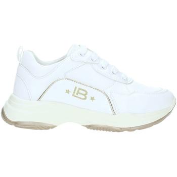 Obuća Djeca Niske tenisice Laura Biagiotti 5181A Bijela