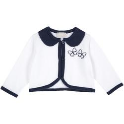 Odjeća Djeca Veste i kardigani Chicco 09096803000000 Bijela