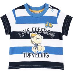 Odjeća Djeca Majice kratkih rukava Chicco 09006664000000 Bijela