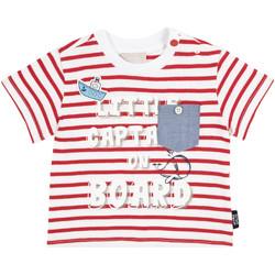 Odjeća Djeca Majice dugih rukava Chicco 09006680000000 Crvena