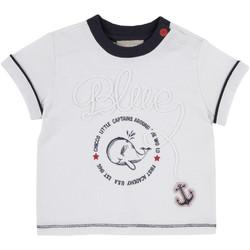 Odjeća Djeca Majice kratkih rukava Chicco 09006679000000 Bijela