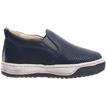 Obuća Djeca Slip-on cipele Naturino 2013784-61-0C02 Plava