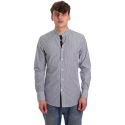 Odjeća Muškarci  Košulje dugih rukava Antony Morato MMSL00588 FA420042 Plava