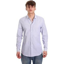 Odjeća Muškarci  Košulje dugih rukava Antony Morato MMSL00596 FA420090 Bijela