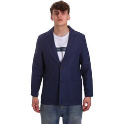 Odjeća Muškarci  Jakne i sakoi Antony Morato MMJA00432 FA950158 Plava