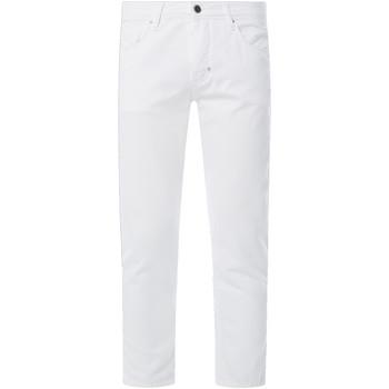 Odjeća Muškarci  Slim traperice Antony Morato MMTR00502 FA900123 Bijela