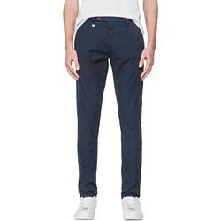 Odjeća Muškarci  Chino hlačei hlače mrkva kroja Antony Morato MMTR00496 FA800127 Plava