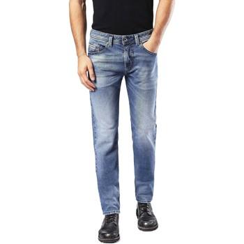 Odjeća Muškarci  Traperice ravnog kroja Diesel 00SW1Q 0853P Plava