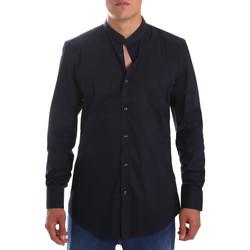 Odjeća Muškarci  Košulje dugih rukava Antony Morato MMSL00376 FA450001 Plava