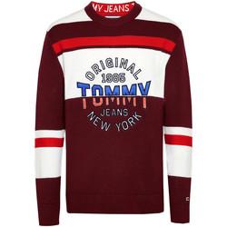 Odjeća Muškarci  Puloveri Tommy Hilfiger DM0DM06992 Crvena