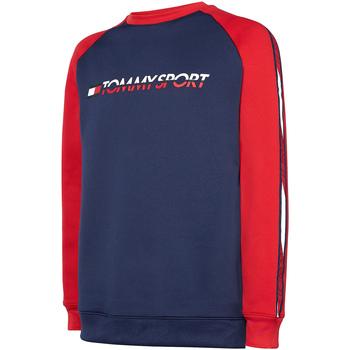 Odjeća Muškarci  Sportske majice Tommy Hilfiger S20S200276 Plava