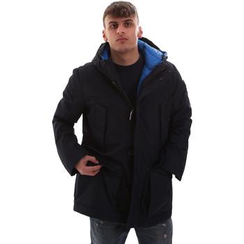 Odjeća Muškarci  Parke U.S Polo Assn. 52338 52555 Plava
