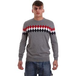 Odjeća Muškarci  Puloveri U.S Polo Assn. 52477 48847 Siva
