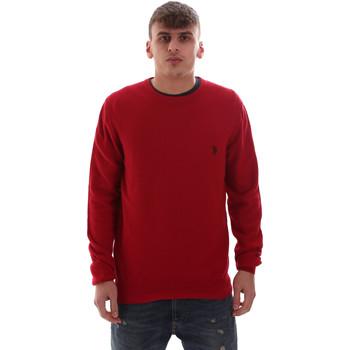 Odjeća Muškarci  Puloveri U.S Polo Assn. 52470 52612 Crvena